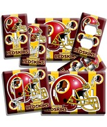 WASHINGTON REDSKINS FOOTBALL TEAM LIGHT SWITCH ... - $8.99 - $19.79