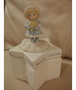 Hallmark Gourmet Gifts Christmas Ceramic Trinket Star Box Believe in Mag... - $24.70