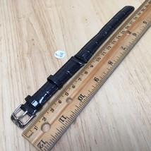 Non-Utilisée Authentique Invicta Véritable Cuir Noir Bracelet de Montre ~16mm~ - $19.20
