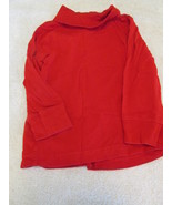 Old Navy 18-24 Mos Red Turtleneck - $3.99