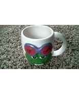 "-169- M&M's Ms. Green Eyes ""Eye Candy"" 16 oz Coffee/Tea Mug - $20.25"