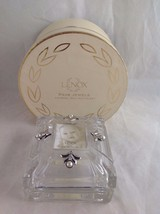 Lenox Pave Jewels Crystal Collectibles Diamonds & Pearls Mini Frame/Box - $25.99