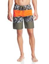 NWT Men's Quiksilver Massive Boardshort Volley Swim Trunks AQYBS00298 Sz... - $29.99