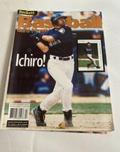 Beckett Baseball Card Monthly • July 2001 ⚾️ Ichiro • Seattle Mariners ⚾️ - $3.73