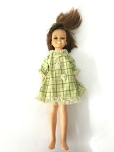 1969 Ideal Grow Hair Doll Red Head pull String - $23.36
