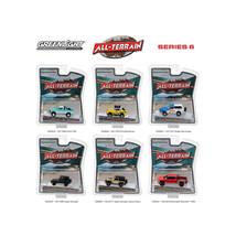 All Terrain Series 6, 6pc Diecast Car Set 1/64 Diecast Models by Greenli... - $46.88
