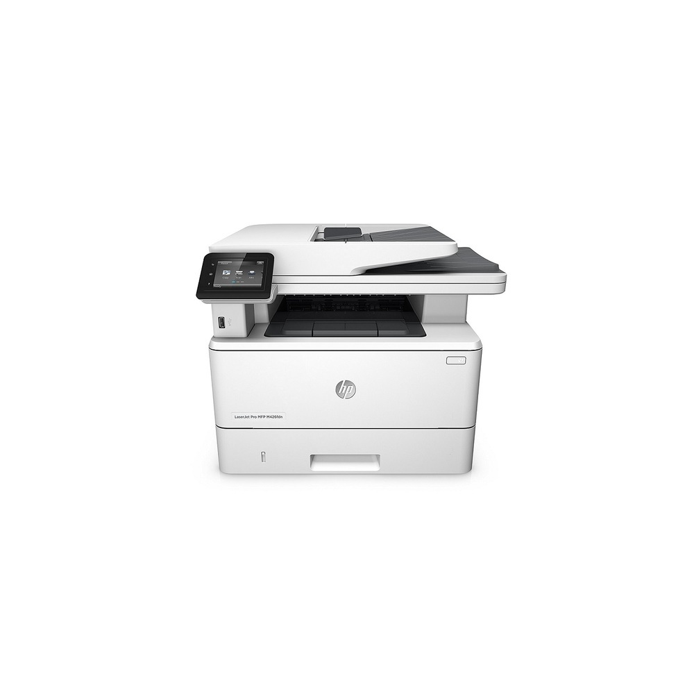 HP LaserJet Pro M426fdn All-in-One Monochrome Printer Duplex USB Ethernet F6W14A