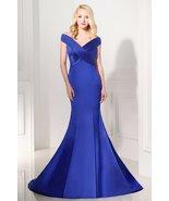 Satin Mermaid Bridesmaids Dresses at Bling Brides Bouquet - Online Brida... - $159.99