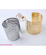 1pcs Punk Cuff Bracelet Alloy New Fashion Women's Jewelry + Free Shipping - $13.00