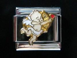 Cupid  Baby Italian Charm fits Nomination Modular Bracelet  9mm Classic Size - $2.55