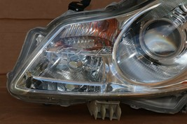 07-09 Infiniti G35 G37 4door Sedan Xenon HID HeadLight Lamp Driver Left LH image 2