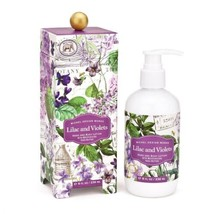 MICHEL DESIGN WORKS Lilac And Violet Hand And Body Lotion - $15.44