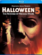 Halloween 5: The Revenge of Michael Myers [Blu-ray]
