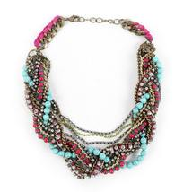Stella and Dot Bamboleo Necklace- Retired Retail $228 Authentic!!  - $83.43