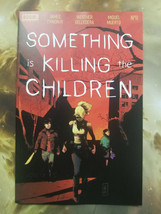 Something is Killing the Children #1 First Print Boom! Studios 2020 - $8.37