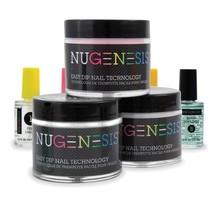 NUGENESIS Easy Dip Powder - French Starter Kit - $75.24