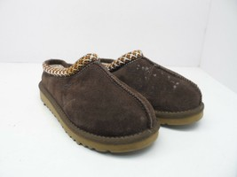 UGG Australia Toddler's & Kid's Tasman Slippers Brown Youth Size 2M - $32.05