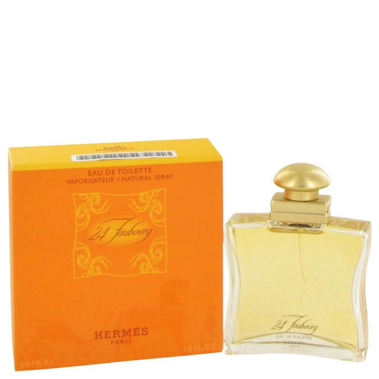 Hermes paris 24 faubourg 1.7 edt perfume