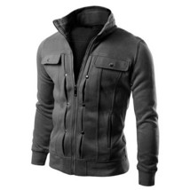 Men Fashion Hoodies Sweatshirt Winter Tracksui KU09 - $39.78