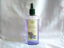 Vintage Bath Body Works Fresh Lilac Hair Spray 8 fl oz 85% Full - $49.50