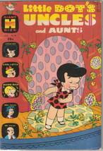 Little Dot's Uncles and Aunts Comic Book #38 Harvey Comics 1971 FINE - $8.79