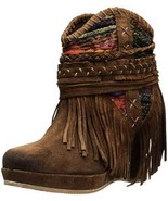 Naughty Monkey Women's Canyon Dream Ankle Bootie - Choose SZ/Color - £137.25 GBP