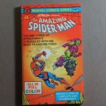 Amazing Spiderman paperback #3 - reprints issues 14-20 all Lee/Ditko NM - $20.00