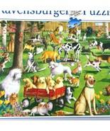 Ravensburger At The Cane Parco Grande Formato 500 Pezzi Puzzle Completo - $15.57