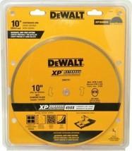 """Dewalt DW4761 10"""" XP Continuous Rim Wet Diamond Saw Blade - $30.69"""