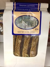Trader Giotto's Chocolate Almond Dipping Cookies - $12.37
