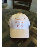 NWOT Tennessee Volunteers White Orange Zephyr Hat Cap 7 1/8 New Without ... - $12.86