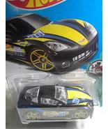 Hot Wheels Corvette c6 Tooned Diecast 1:64 8/10  - $2.95