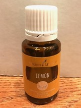 Young Living Lemon 100% Pure Essential Oil, New and Sealed 15ml - $15.19