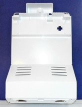 GE Refrigerator : Evaporator Fan Plenum (WR17X11895) {P3531} - $48.16