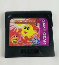 Ms Pacman Mrs Pac-man Sega Game Gear 1995 Disk Cartridge Only - $7.87