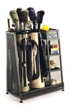 Golf Bags Organizer Double Single Holder Storage Caddy Shoe Accessories ... - $1.975,90 MXN