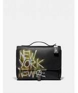 COACH x Jean Michel Basquiat rogue messenger Leather Crossbody ~NWT~ 7048 - $638.55