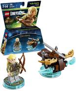NEW Toys LEGO Figures Dimensions Series Fun Pack Lord of the Rings Legolas - $13.95