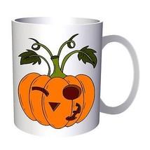 Halloween Pumpkin 11oz Mug r482 - $203,52 MXN