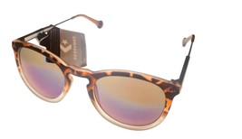 Converse Mens Sunglass Tear Drop M, Tortoise Crystal Plastic, Flash Lens H085 - $22.49