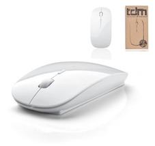 Tedim ULTRA-SLIM Piccolo mouse ottico senza fili per Apple Mac LIBRO por... - $21.74