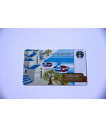 Starbucks Christmas 2014 Greek Island Boats $0 Value Gift Card Limited E... - $7.99