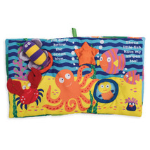 fabric book for baby Manhattan Toy Buzzing Through Soft Activity Book - $39.50