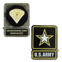 Genuine U.S. Army Coin: Specialist - $16.81