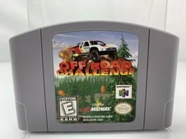Todoterreno Challenge N64 Nintendo 64 Videojuego Cartucho - $10.39
