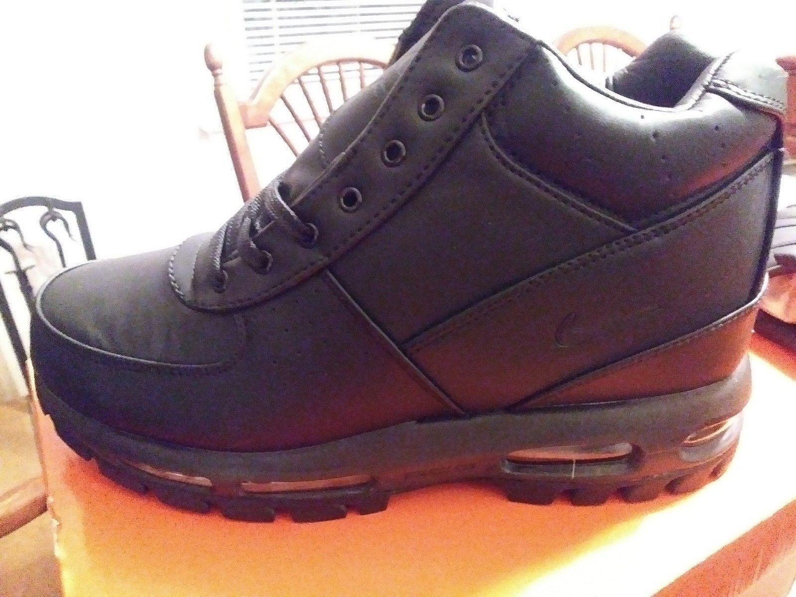 huge discount a3cb7 56312 Mens ACG boots Black-Size 9.5 and 50 similar items. S l1600