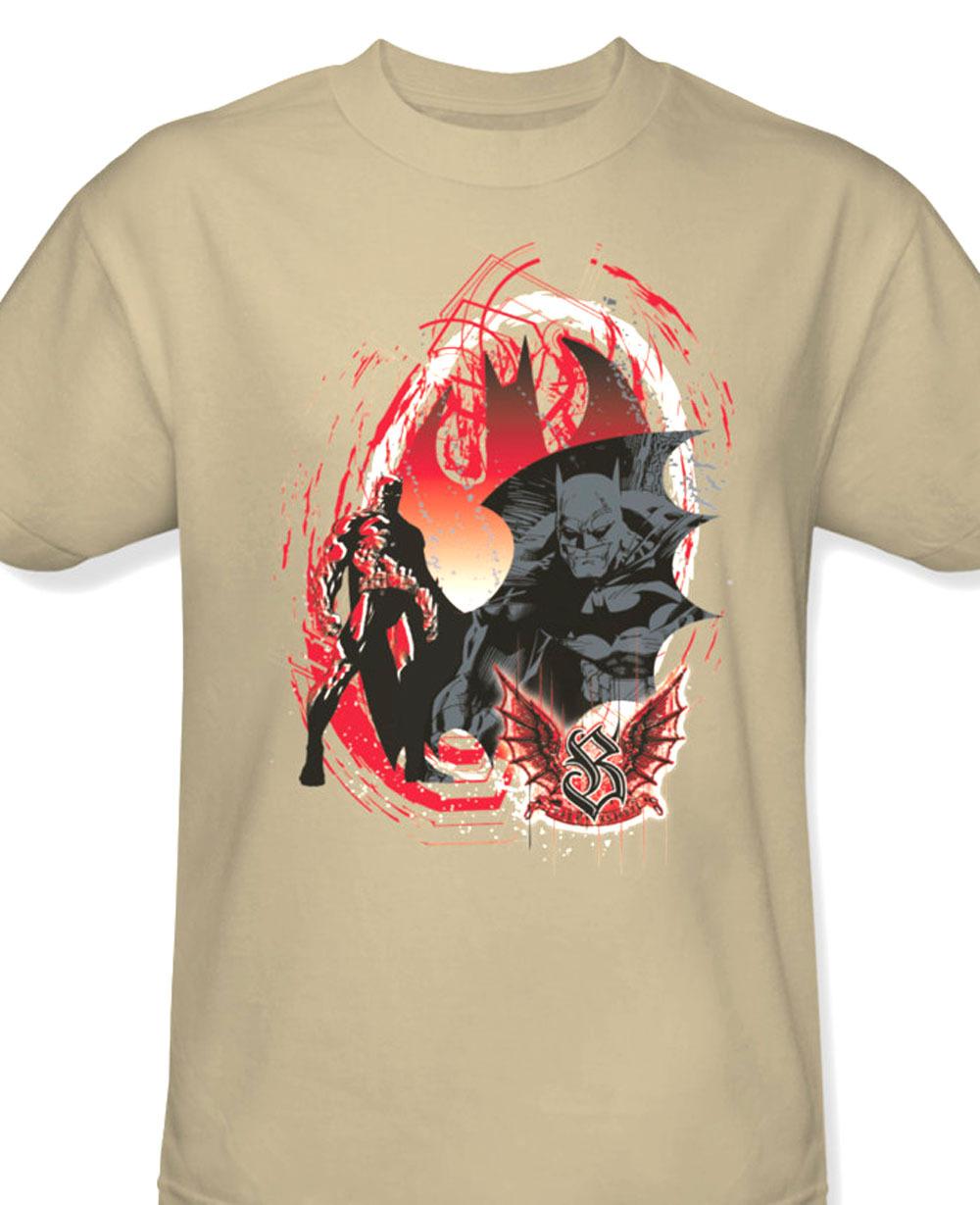 M1277 at batman the dark knight dc comics tee gotham city for sale online natural graphic tshirt