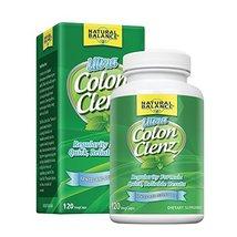 Natural Balance Ultra Colon Clenz, 120 Vegetarian Capsules image 9