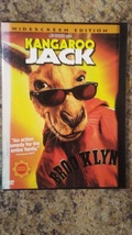 Kangaroo Jack Widescreen Edition DVD Jerry O'Connel Anthony Anderson TESTED - $5.00