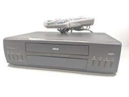 RCA VCR VR525 Video Cassette Recorder with New Universal Remote - $69.99